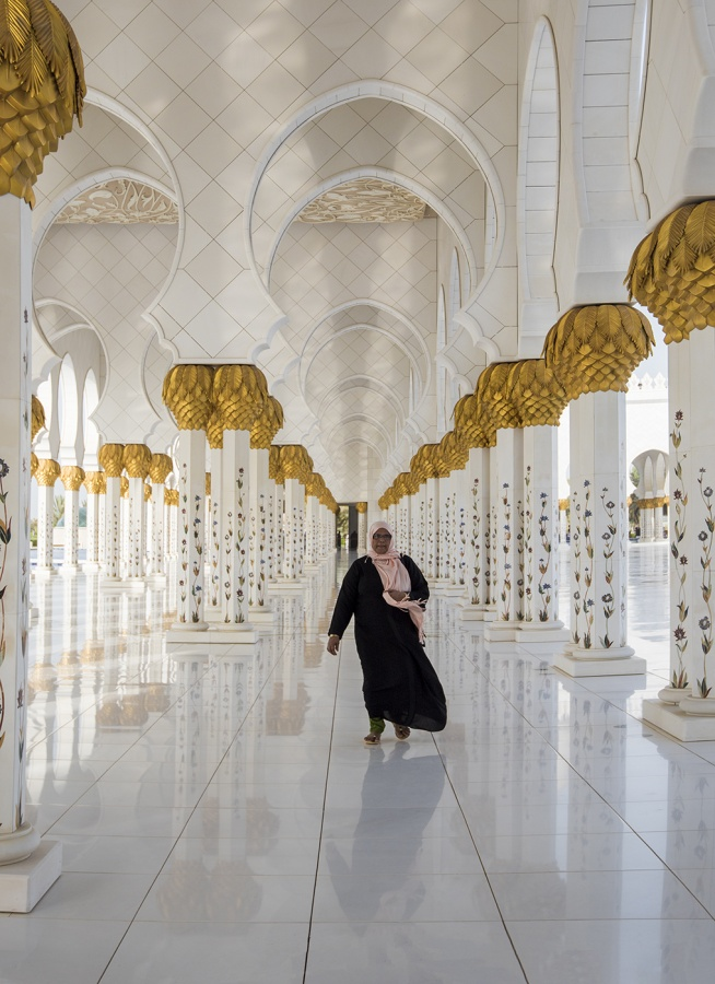 THE GRAND MOSQUE by Charlotte Nuttall