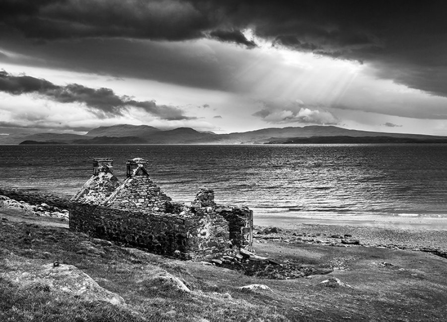 RUIN RED POINT by Keith Gordon