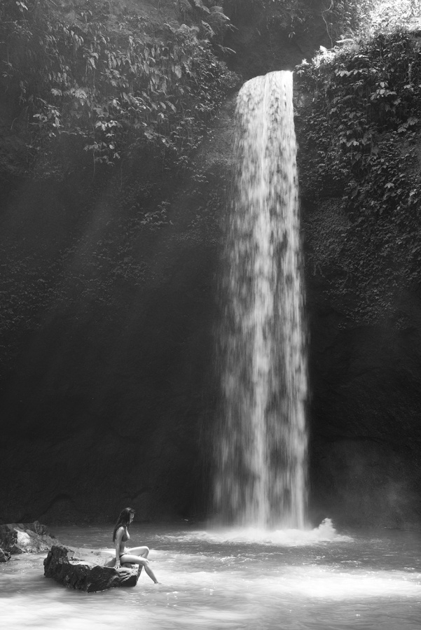 THE WATERFALL by Charlotte Nuttall