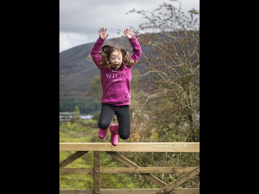 HIGH JUMP By Charlotte Nuttall