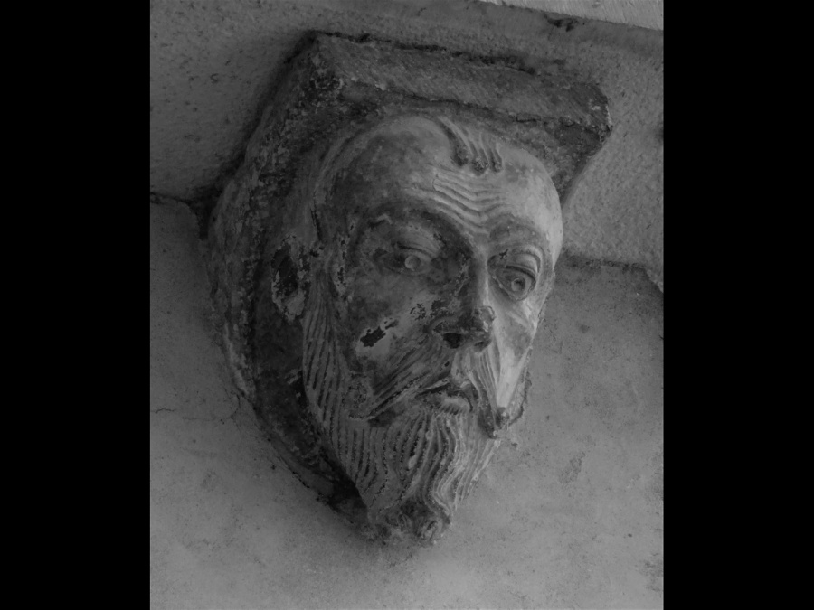 CORBEL 1  by Brian Barfoot